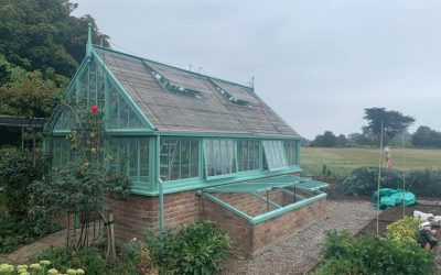 Restoring a greenhouse