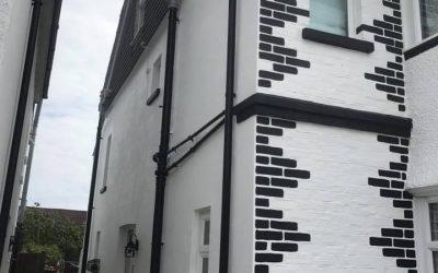 External re-decoration