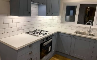 Lanfranc Road new kitchen