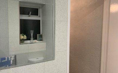 Abbots View bathroom conversion